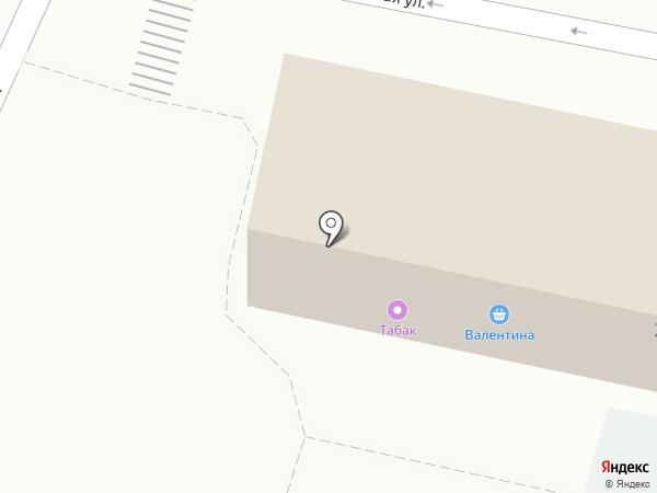 Валентина на карте Чехова