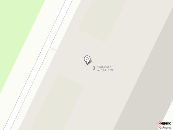 Ирбис-Транс-Групп на карте Москвы