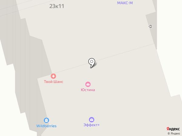МАКС-М на карте Лобни