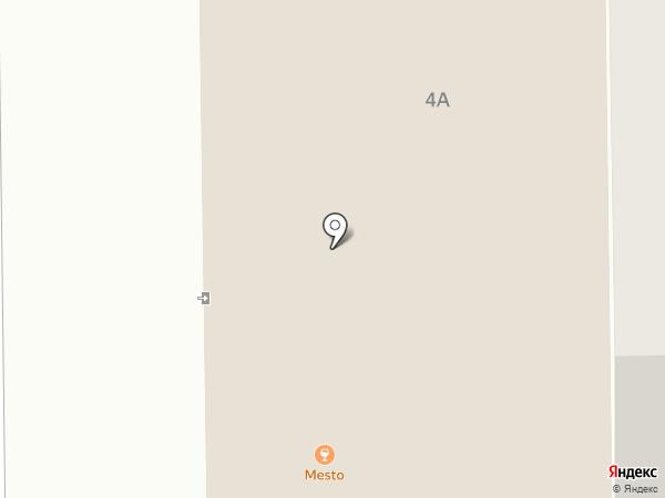 Тидори на карте Химок