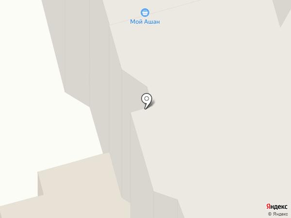 Росгосстрах банк, ПАО на карте Лобни