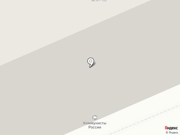 Курчатовский институт на карте Москвы