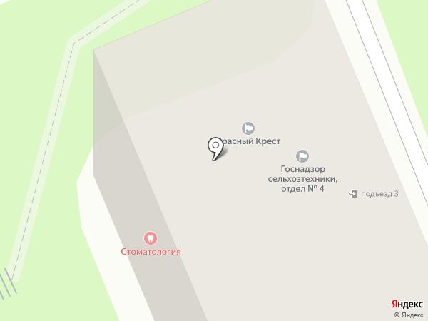 Инспекция Государственного надзора за техническим состоянием самоходных машин и других видов техники Московской области по Чеховскому району на карте Чехова