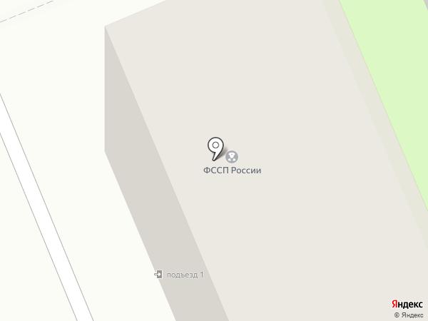 Адвокатский кабинет Смирновой А.М. на карте Чехова