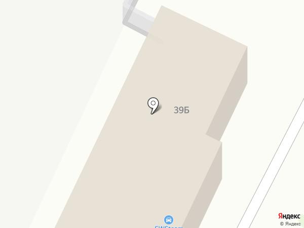 Магазин мебели на карте Лобни