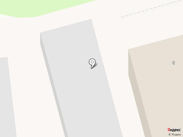 Лавра на карте Лобни