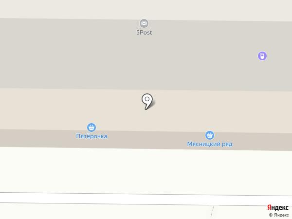 Салон оптики на карте Лобни