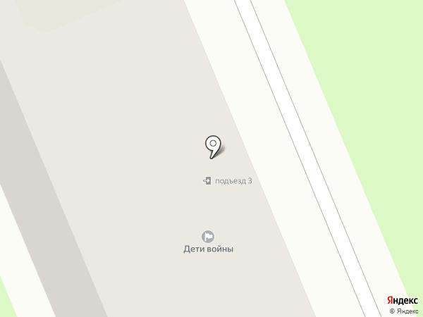 Московское областное отделение КПРФ на карте Чехова
