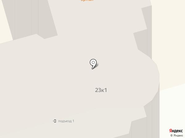 НА ВЕС на карте Лобни