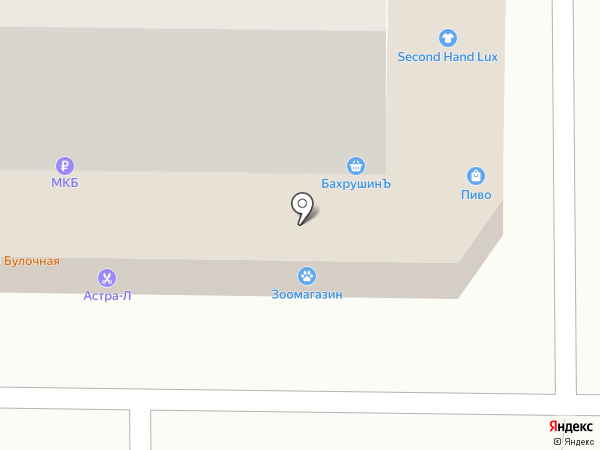 Магазин детских товаров на карте Лобни