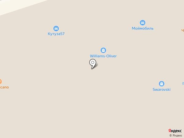 Чайхона №1 на карте Москвы