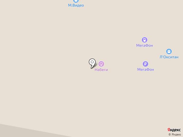 Иль Де Ботэ на карте Москвы