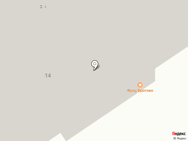 Allure на карте Химок