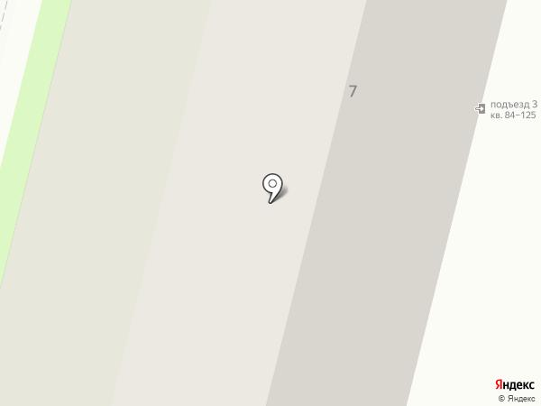 УправДом на карте Подольска
