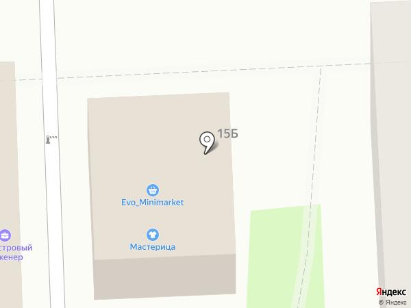 Мастерица на карте Чехова