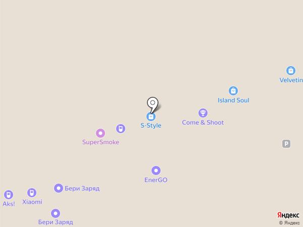 NIKI.FILINI на карте Москвы
