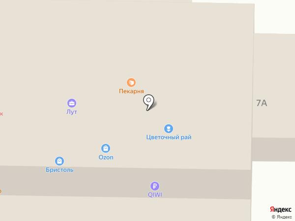 Останкино на карте Лобни