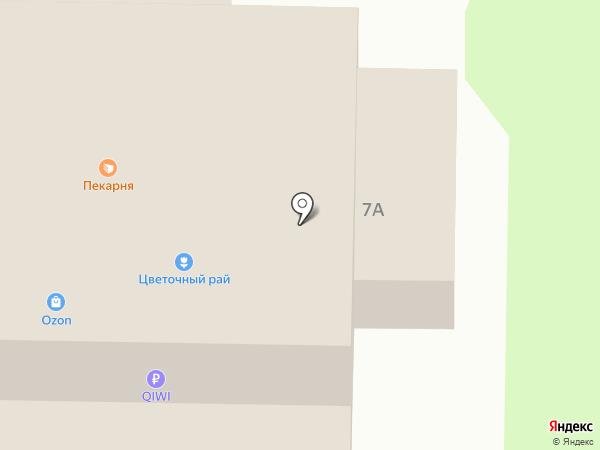 Мини-пекарня на карте Лобни