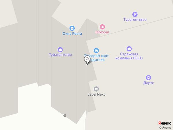 Гарант на карте Лобни