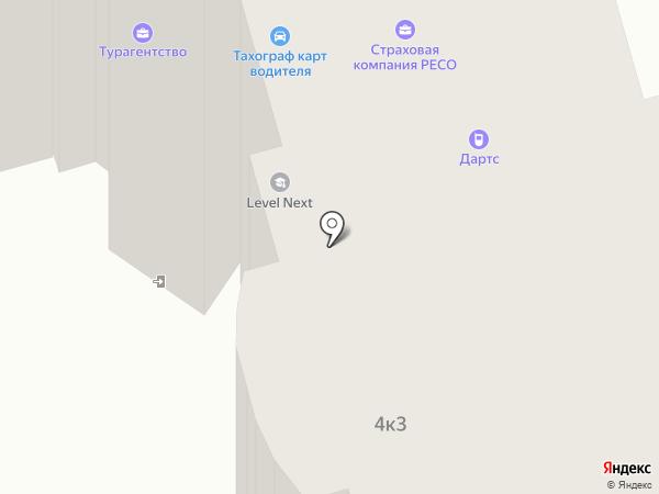 Секонд-хенд на Юбилейной на карте Лобни