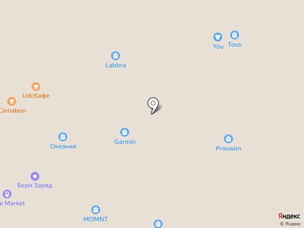 Sony Centre на карте Москвы