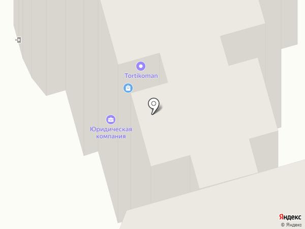 Юридический центр на карте Лобни