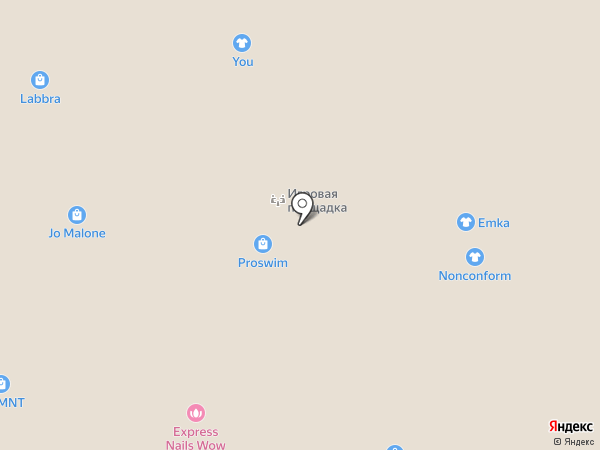 Marymia на карте Москвы