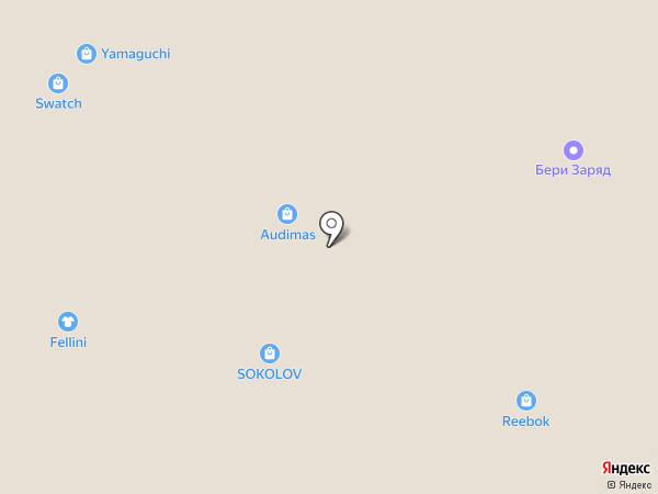 Carlo Pazolini на карте Москвы