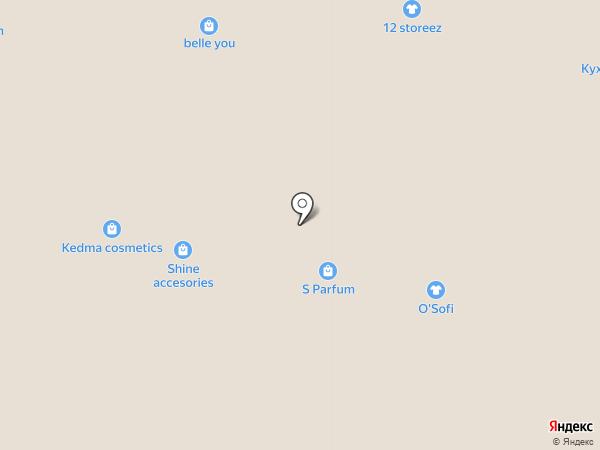 Nails Plus на карте Москвы