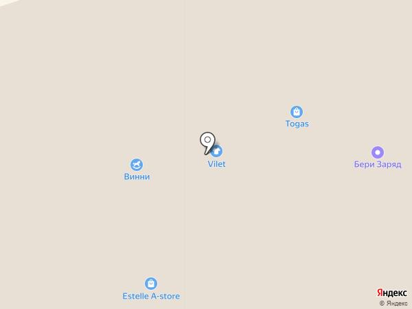 Hamleys на карте Москвы