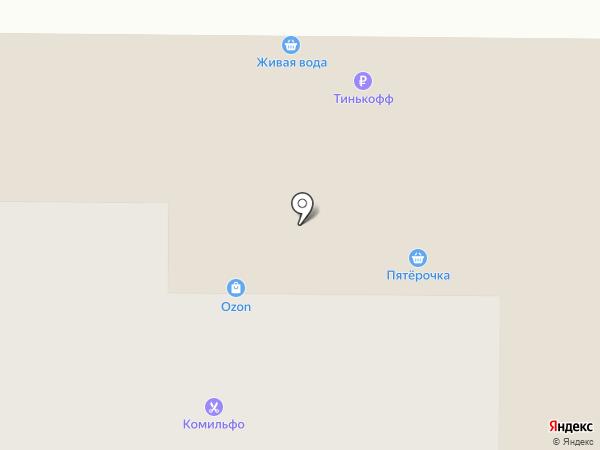 Магазин автотоваров на карте Лобни