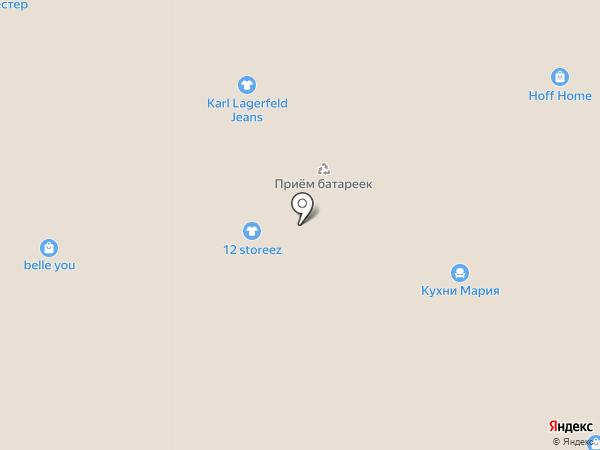 12Storeez на карте Москвы