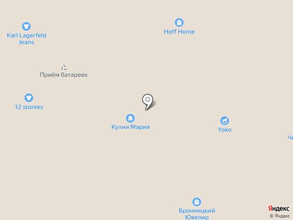 Versalis на карте Москвы
