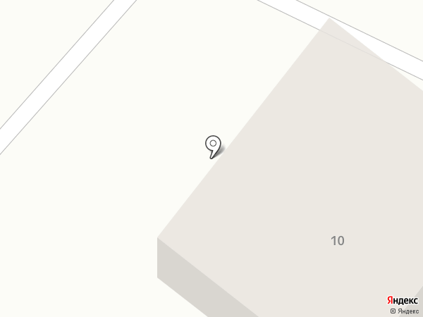 Щёкино-9 на карте Щёкино