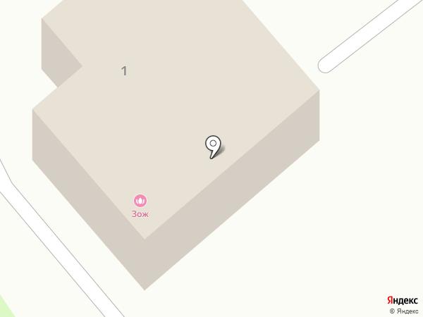ЗОЖ на карте Долгопрудного