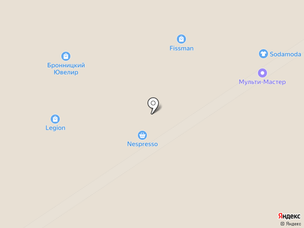 Profi на карте Москвы