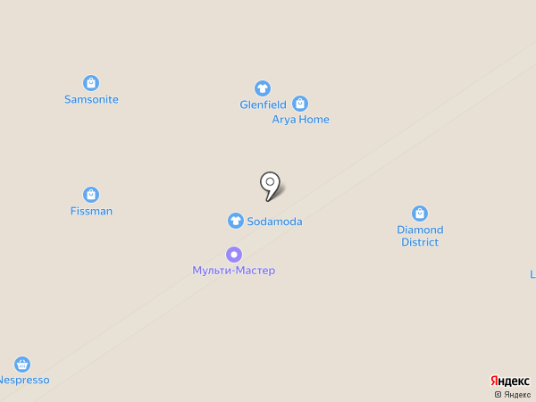 Jane`s Story на карте Москвы