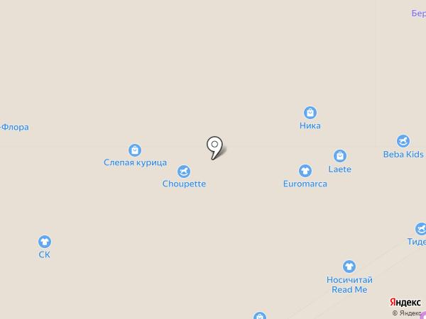 Imaginarium на карте Москвы