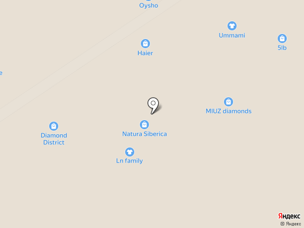 Askona на карте Москвы