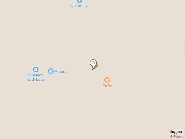 LeFutur на карте Москвы