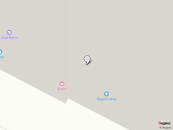 Хорошее заведение на карте Химок