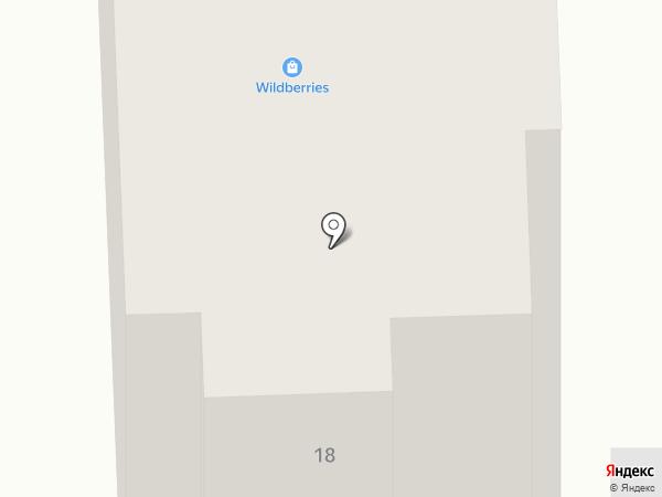 Детский городок на карте Чехова