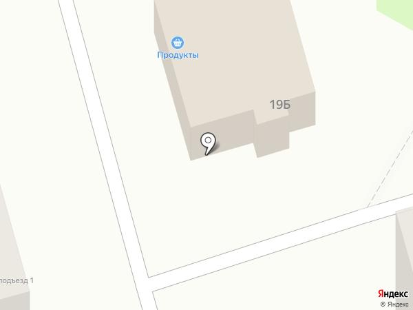 Колос на карте Лобни