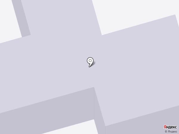 Детский сад №14 на карте Лобни