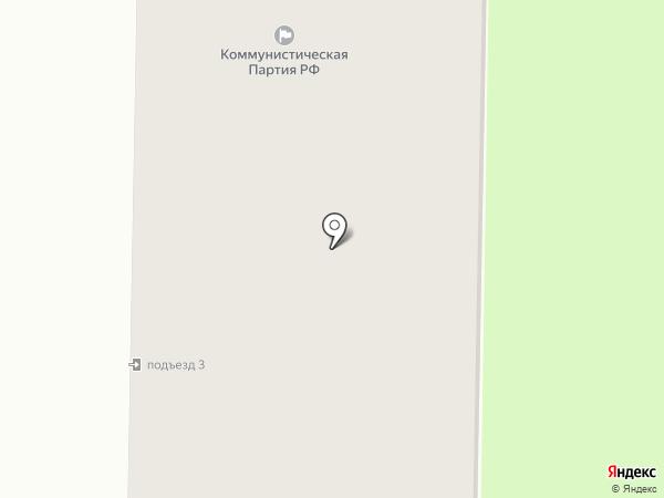 Белодентъ на карте Лобни