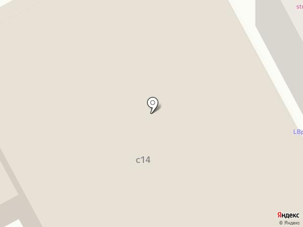 Тур Туда на карте Химок