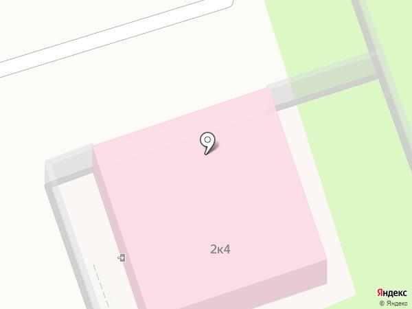 Чеховская центральная районная поликлиника на карте Чехова