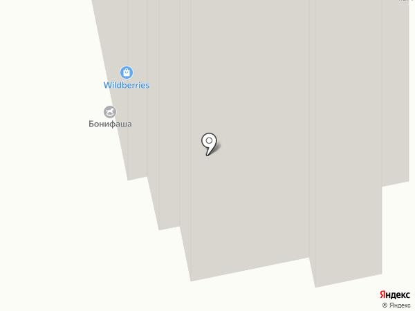 Симона на карте Химок