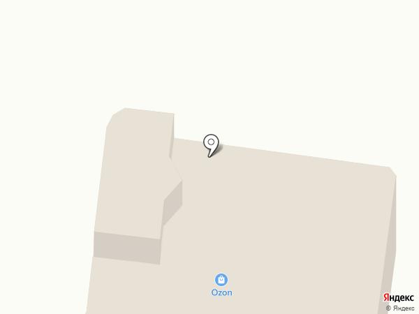 Ультрамарин на карте Лобни