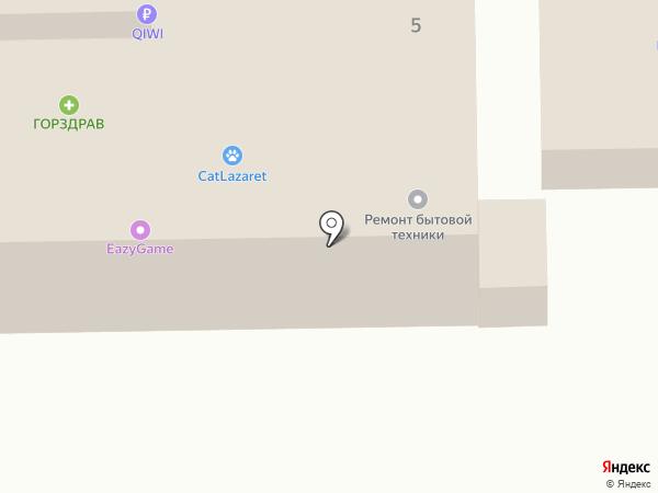 Даниель на карте Химок